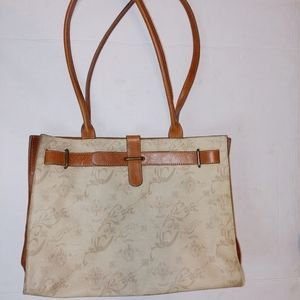 vintage Guidi handbag